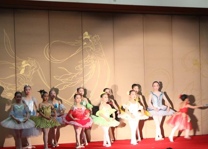 10/12(土)のバレエ教室は延期となりました。