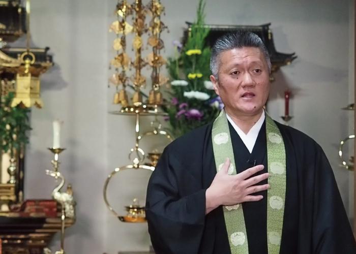 5月24日(日)オンライン法話のお知らせ